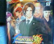 【PS2】ザ・キングオブファイターズ98<br />  アルティメットマッチ