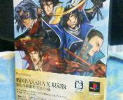 【PS2】戦国BASARA X