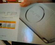 【PSP】PSP-<br />  3000パールホワイト