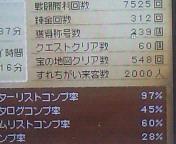 【NDSi】ドラゴンクエスト9⑳魔王地図配布予告!-<br />  終劇-