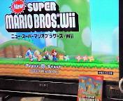 【Wii】スーパーマリオブラザーズWii<br />  ①