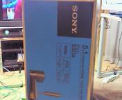 【SONY】HT-<br />  SF360設置・設定完了!