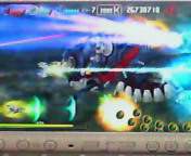 【PSP】ダライアスバースト ARCADE MODE <br />  全ルート・ノーミスクリア!EASY<br />  編