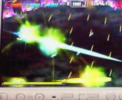 【PSP】ダライアスバースト BURSTMODE<br />  全ルートクリア!ZONE J<br />  編