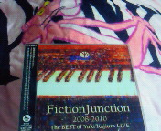 【ALBUM】Fi<br />  ctionJunction 2008-2010 The BEST of Yuki Kajiura LIVE