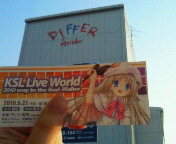 【LIVE】KSL<br />   LiveWorld 2010 way to the Kud-Wafer@デファ有明