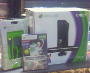 【XBOX360】<br />  XBOX360+KINECT