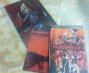 【PSP】ペルソナ2罪-<br />  ファミ通DX<br />  パック-①