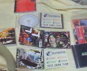 【OST】ZUNT<br />  ATA ダライアスバーストアナザークロニクルオリジナルサウンドトラック with SONY HT-SF360