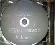 【CD】DARIU<br />  SBURST ANOTHER CHRONICLE Live in O-EAST -revolt- with SONY HT-SF36<br />  0