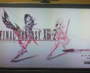 【PS3】ファイナルファンタジー13-2 with SONY H<br />  T-SF360 ①
