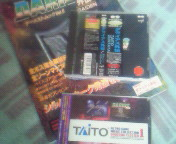 【CDS】ZUNT<br />  ATA タイトーレトロゲームミュージックコレクション1 <br />  シューティングクラスタ with SO<br />  NY HT-SF360