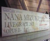 【LIVE】水樹奈々アニメロミックス presents NANA M<br />  IZUKI LIVE GRACE 2013 -OPUS II- 1月19<br />  日 AT さいたまスーパーアリーナ