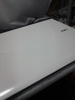 [PC]NEC LL750LS1CW投入。DQX<br />  ベンチマークテスト結果
