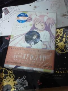 [BD]劇場版魔法少女まどか☆マギカ完全生産限定版 with SONY HT-SF360