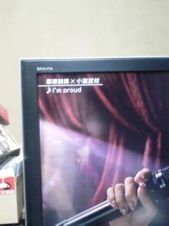[TV]フジテレビ55<br />  周年音楽特別番組2013FNS<br />  歌謡祭華原朋美×小室哲哉 I'm proud