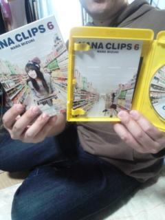 [BD]NANA MIZUKI NANA CLIPS6 with SONY HT-SF360
