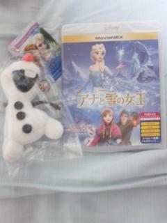 [BD]アナと雪の女王 MovieNEX
