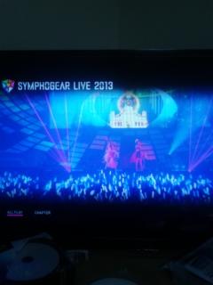 [BD]SYMPHOGEAR LIVE 2013
