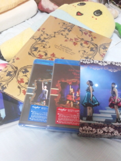 "[BD]Kalafina LIVE THE BEST 2015 ""Red Day ""&""Blue Day"""