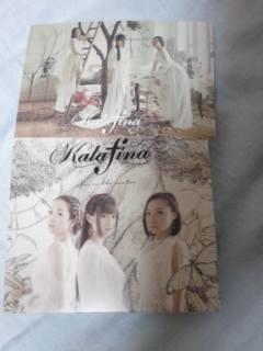 [CDS]Kalafina far on the water