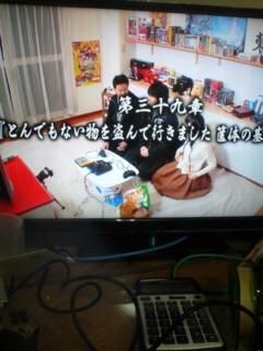 [AT-X]東京エンカウント弐第39章『とんでもない物を盗んで行きました筐体の基盤です』