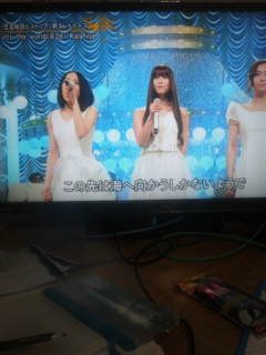 [NHK]Kalafina into the world