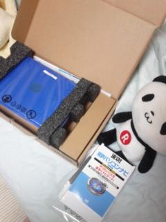 [PC]HP Steam Notebook 11-r016TU 江戸っ子ハウスにwindows10<br />  のPCがやって来たゾ